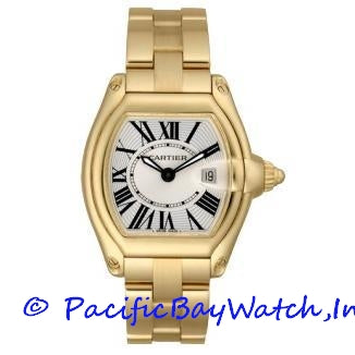 Cartier Roadster Ladies W62018V1