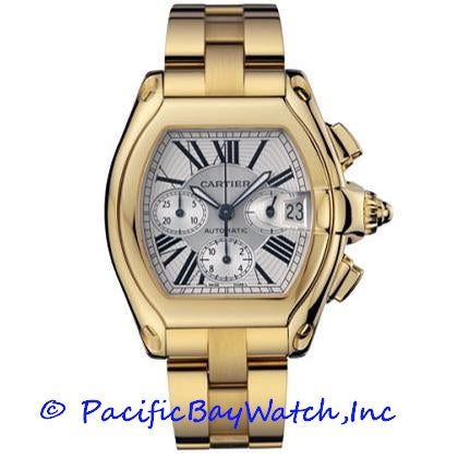 Cartier Roadster Men's W62021Y2