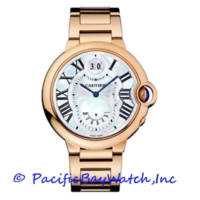 Cartier Ballon Bleu GMT W6920035