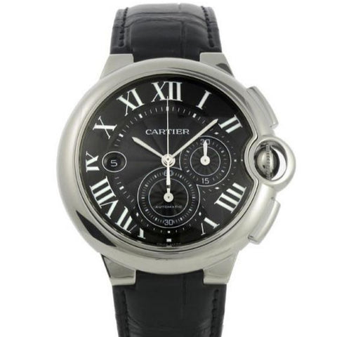 Cartier Ballon Bleu Chronograph Mens W6920052