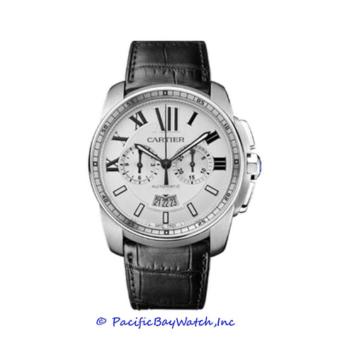 Cartier Calibre de Cartier Chronograph W7100046