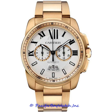 Cartier Calibre de Cartier Chronograph W7100047