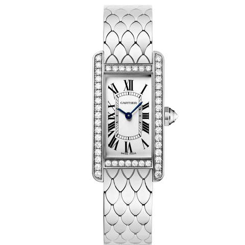 Cartier Tank Americaine Ladies WB710009