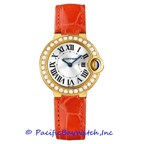 Cartier Ballon Bleu Ladies WE900151