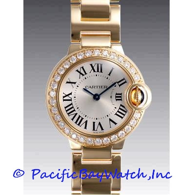 Cartier Ballon Bleu Ladies WE9001Z3