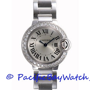 Cartier Ballon Bleu Ladies WE9003Z3