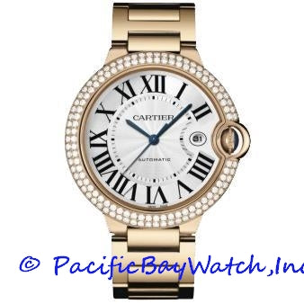 Cartier Ballon Bleu Men's WE9008Z3