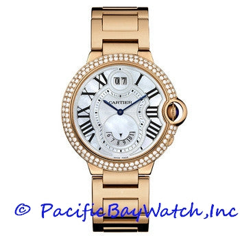 Cartier Ballon Bleu GMT WE902019