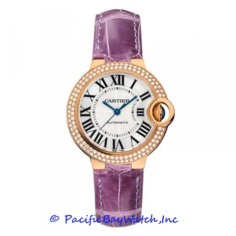 Cartier Ballon Bleu Ladies WE902036