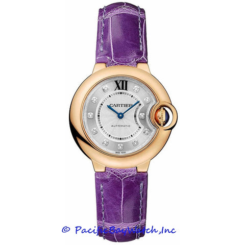 Cartier Ballon Bleu WE902040