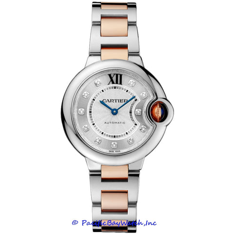Cartier Ballon Bleu Mid-Size WE902044