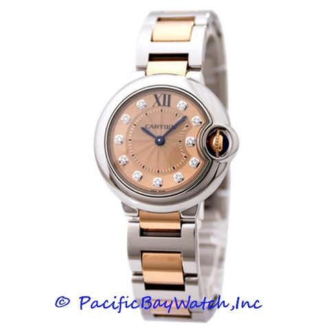 Cartier Ballon Bleu WE902052