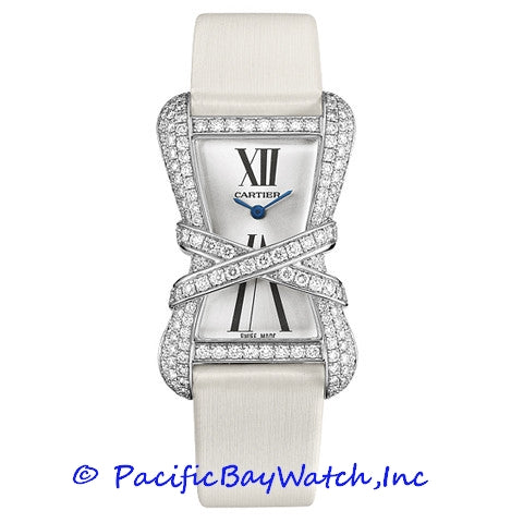 Cartier Colisee Ladies WJ306014