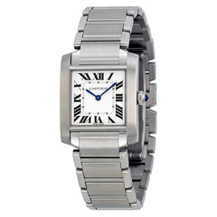 Cartier Tank Francaise Ladies WSTA0005
