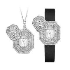 Harry Winston Emerald Signature HJTQHM24WW005