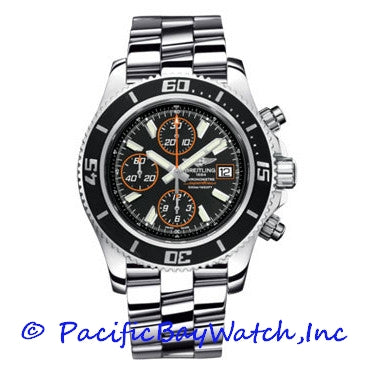 Breitling Super Ocean Chronograph II Abyss A13341A8/BA85-SS