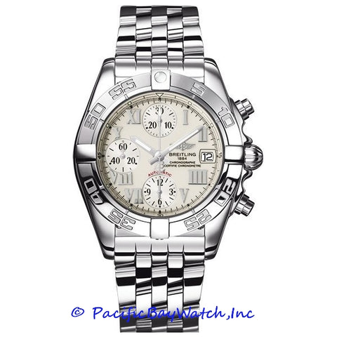 Breitling Galactic Chronograph A13358L2/A596-SS