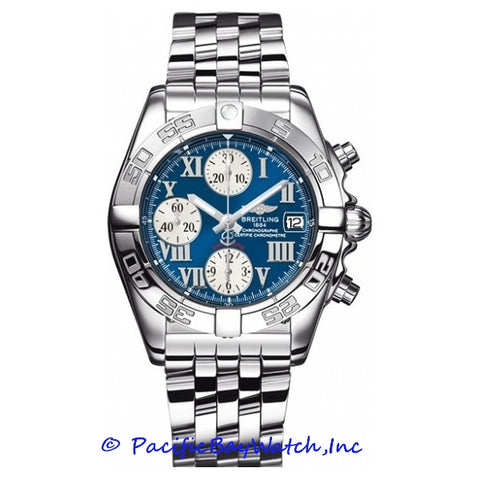 Breitling Galactic Chronograph A13358L2/C678-SS