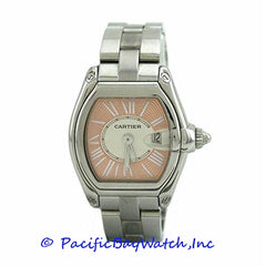 Cartier Roadster Ladies W62016V3 Pre-Owned