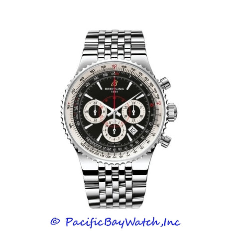 Breitling Montbrillant 47 Chronograph A2335121/BA93-SS