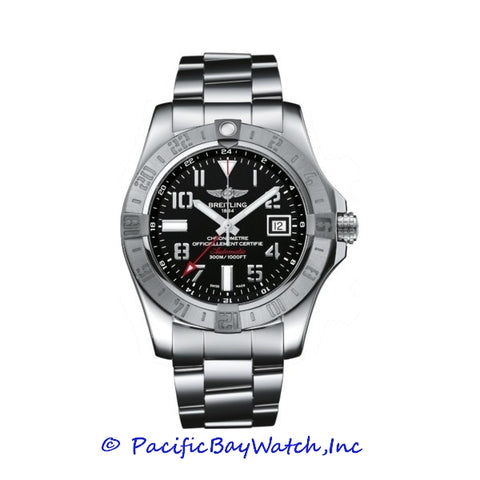 Breitling Avenger II GMT A3239011/BC34-SS