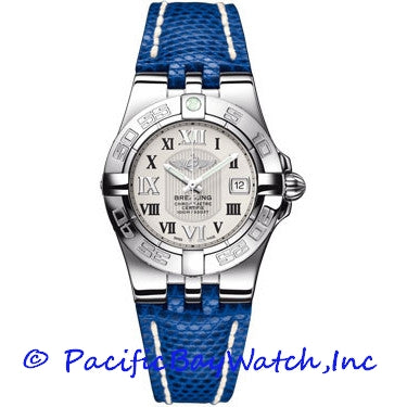 Breitling Galactic Ladies A71340L2/G670