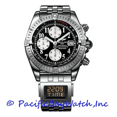 Breitling Super Avenger A1337011/B973 with Professional Co-Pilot A8017312/B999