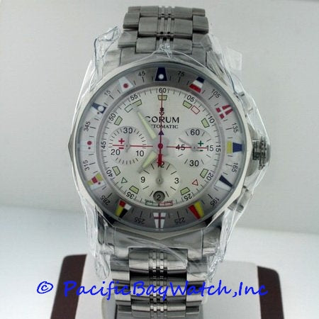 Corum Admiral's Cup Chronograph 285-630-20-V785-AA32