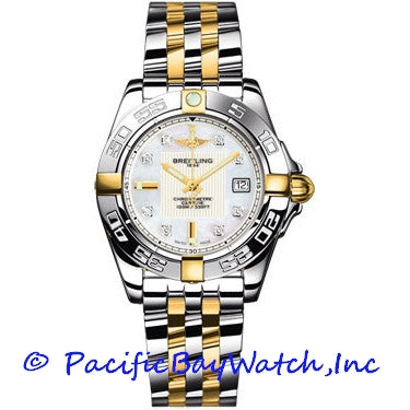 Breitling Galactic 32 Ladies A71356L2/A710