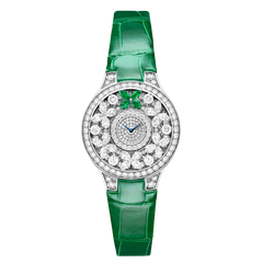 Graff Butterfly Ladies White Gold and Emeralds BF32WGD1BE