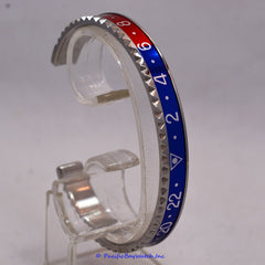 Speedometer Rolex GMT Style Bangle Bracelet for Men.