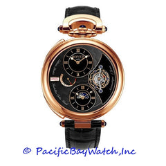 Bovet Fleurier Complications Tourbillon