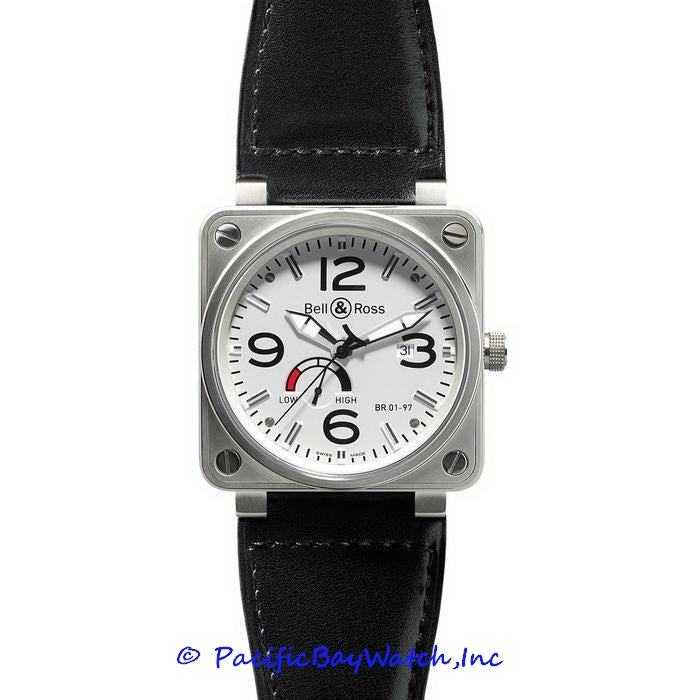 new arrival 8aa7b 6abd9 Bell & Ross BR01-97 | Pacific Bay Watch