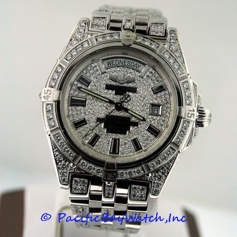 Breitling Headwind All Diamond J45355