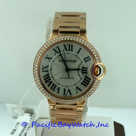 Cartier Ballon Bleu Mid-Size WE9005Z3