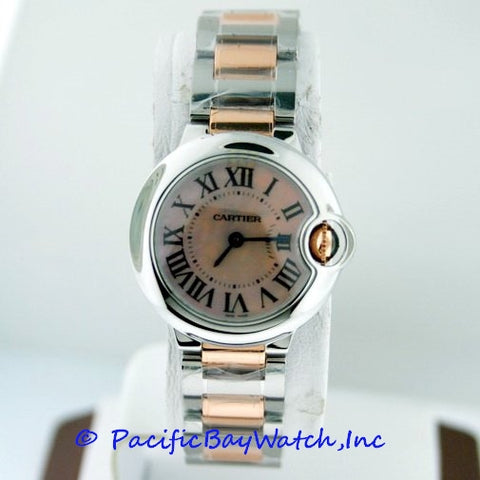 Cartier Ballon Bleu Ladies W6920034