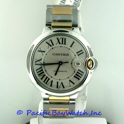 Cartier Ballon Bleu Men's W69009Z3