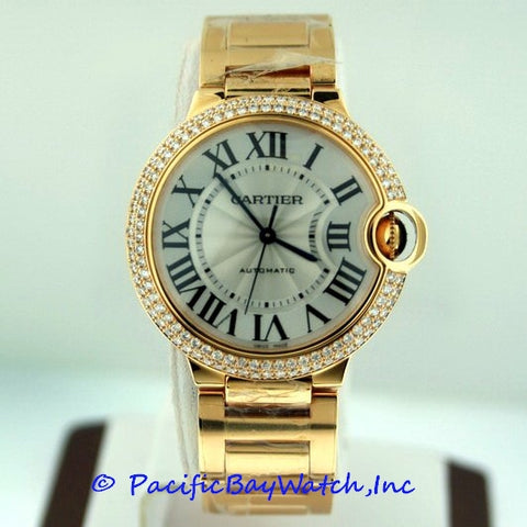 Cartier Ballon Bleu Mid-Size WE9004Z3