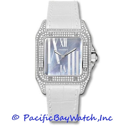 Cartier Santos 100 WM503251 Pre-Owned