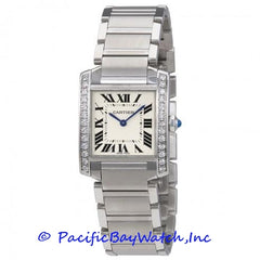 Cartier Tank Francaise Ladies W4TA0009