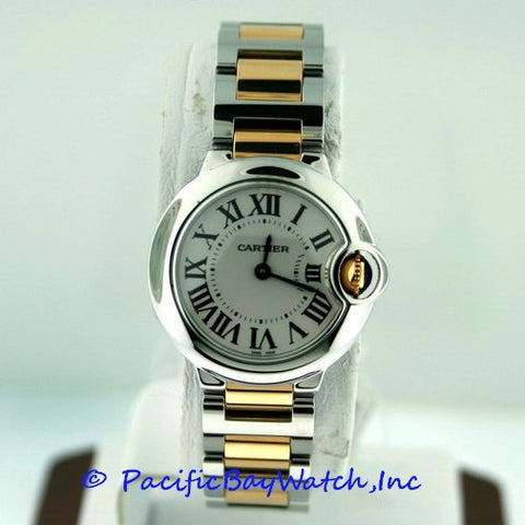 Cartier Ballon Bleu Ladies W69007Z3