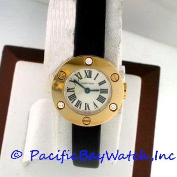 Cartier Love WE800731 Yellow Gold