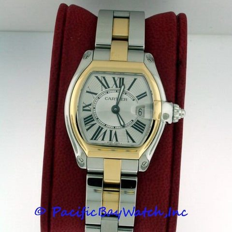 Cartier Roadster Ladies W62026Y4