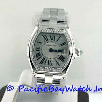 Cartier Roadster Ladies WE5002X2 Pre-Owned
