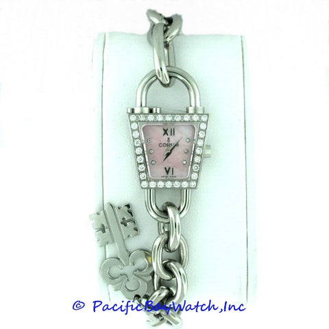 Corum Trapeze Padlock Woman's 137-414-47