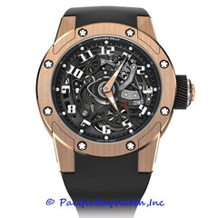 Richard Mille RM63 Rose Gold