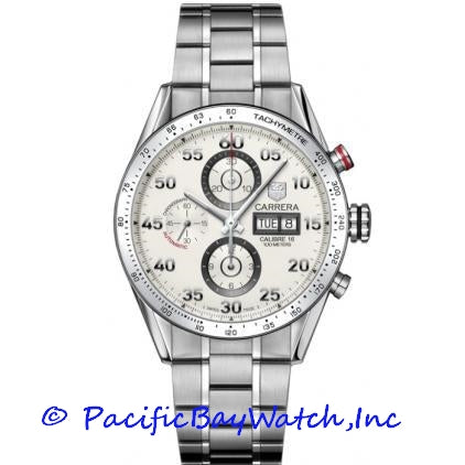 Tag Heuer Carrera Chronograph Men's CV2A11.BA0796