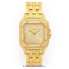 Cartier Panther All Diamond Pre-Owned