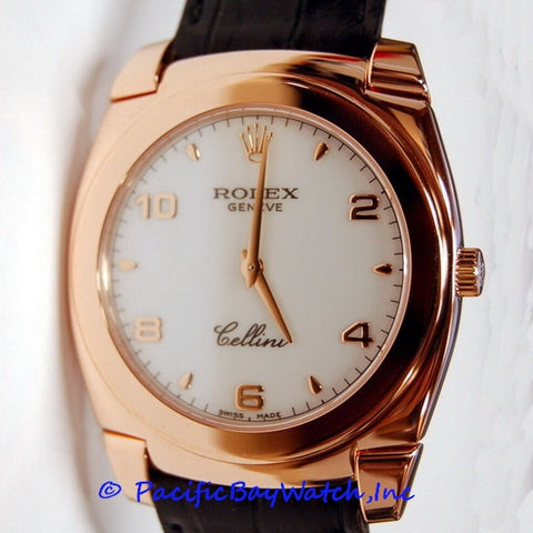 Rolex Cellini Castello Ladies 5310/5