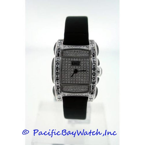 Ebel Tarawa Boutique Ladies White Gold Diamond Watch